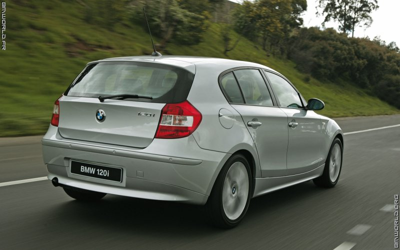 2004 BMW 120i E87 related infomation,specifications - WeiLi ...
