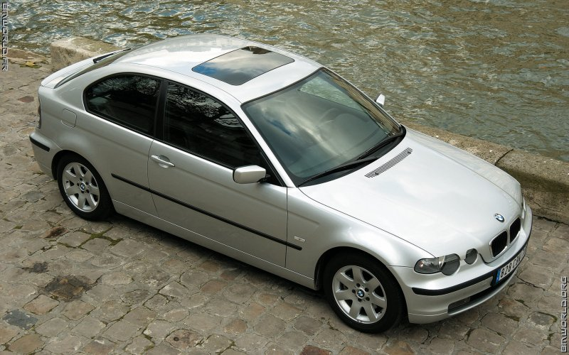 320td e46 compact 2001 voiture de srie fonds d 39 cran le monde des bmw. Black Bedroom Furniture Sets. Home Design Ideas