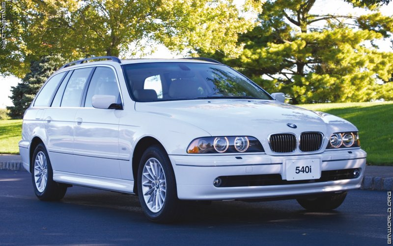 2002 Bmw 540i Touring E39 Related Infomation