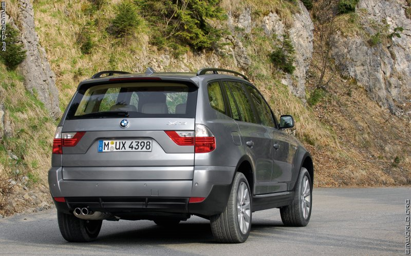 2006 Bmw X3 3 0si Automatic E83 Related Infomation
