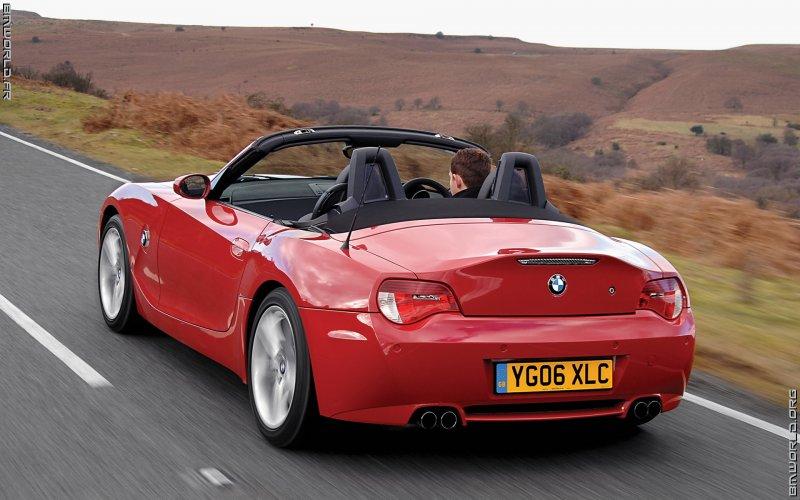 z4 e85 m roadster uk 2006 voiture de srie fonds d. Black Bedroom Furniture Sets. Home Design Ideas