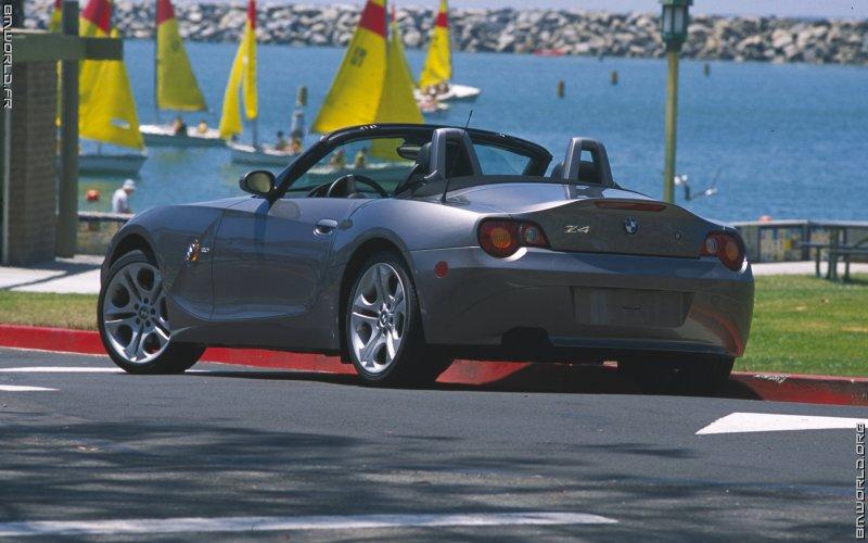 z4 e85 roadster 2002 voiture de s rie fonds d 39 cran le monde des bmw. Black Bedroom Furniture Sets. Home Design Ideas