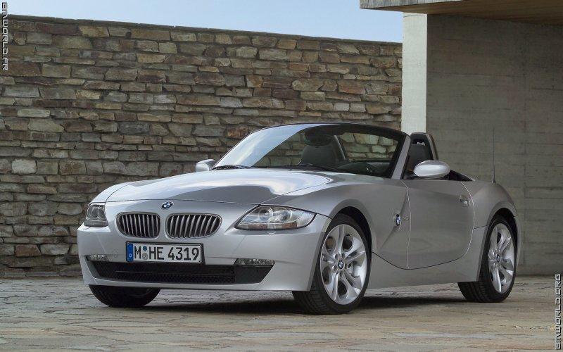 z4 e85 roadster 2005 voiture de srie fonds d 39 cran le monde des bmw. Black Bedroom Furniture Sets. Home Design Ideas