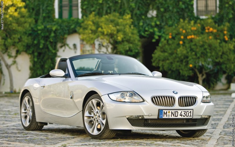 2005 bmw z4 e85 related infomation specifications weili automotive network. Black Bedroom Furniture Sets. Home Design Ideas